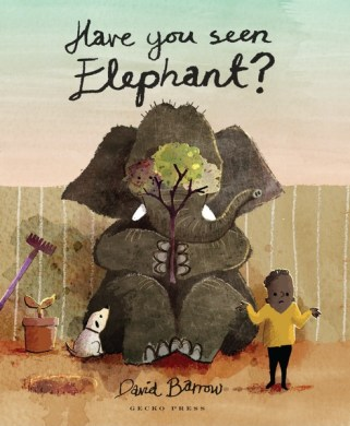Have You Seen Elephant? cover