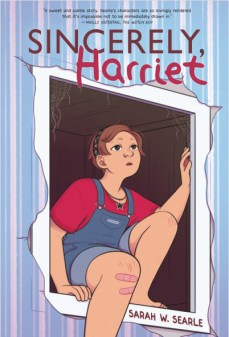 Sincerely, Harriet cover