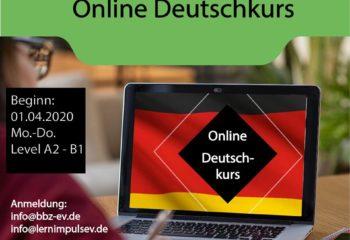 online-Sprachkurs