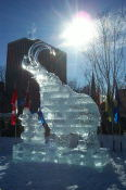 A mammoth in the Ottawa Sun.