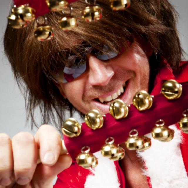 Leroy Lurve Jingle Jangle Christmas Parties are the event of the season