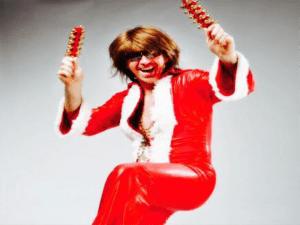 Leroy Lurve Jingle Jangle Christmas Parties