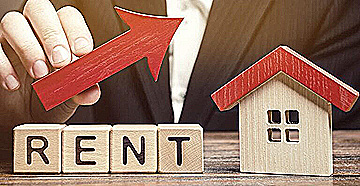 how inflation affects rents