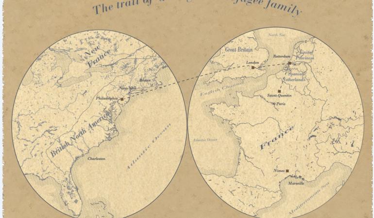 The Atlantic World of Antoiny Benezet (1713 – 1784)