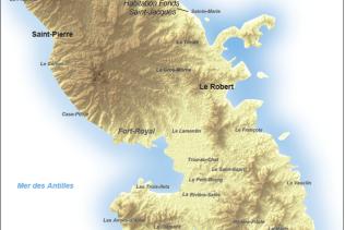 La Martinique en 1840