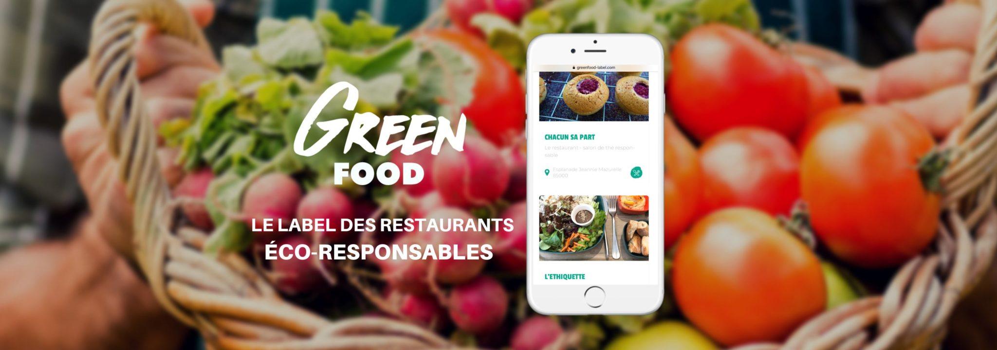 Green Food Label