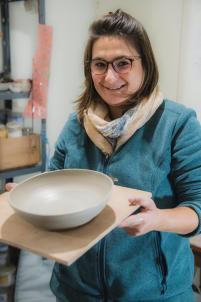 Sandrine Gibet - Un air de Céramique (c) Paul Stefanaggi