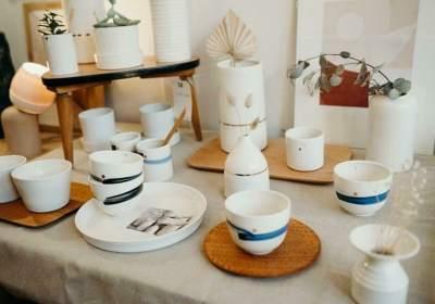 Atelier POk - Ambre céramique - Benajmin Fely