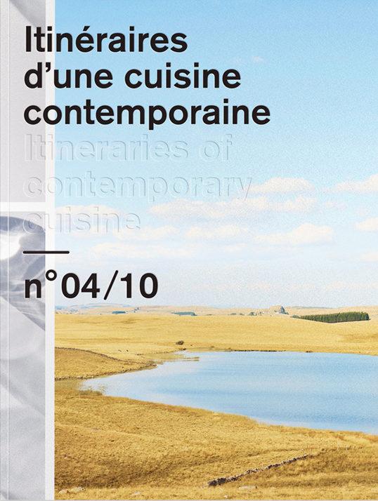 Itinéraires d'une cuisine contemporaine