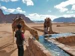 Janvier Fvrier 2012 Wadi Rum Une Immense Tendue De Sable