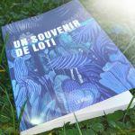 """""""Un Souvenir de Loti, Philippe Curval, éditions La Volte."""