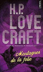 Montagnes de la folie - H.P. Lovecraft