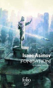 Fondation, tome 1 du cycle de fondation - Isaac Asimov - chronique de lecture - les-carnets-dystopiques