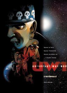 Universal War One - UW1 - coffret intégrale - Denis Bajram - les-carnets-dystopiques.fr