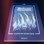 Les Montagnes Hallucinées - Lovecraft illustré par Olivier Subra - les-carnets-dystopiques.fr