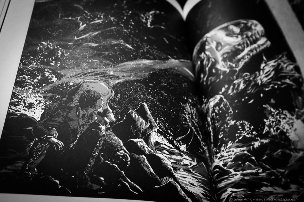 Dagon - Celui qui hantait les ténèbres - Gou Tanabe - les-carnets-dystopiques.fr - Julien Amic
