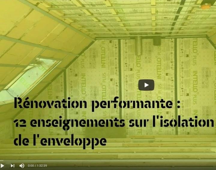 Rénovation performante