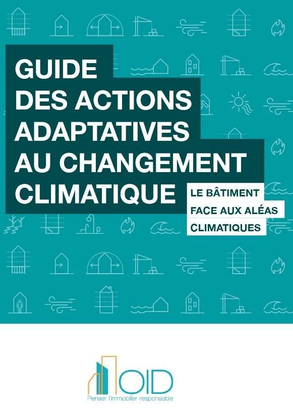 Guide des actions adaptatives au changement climatique