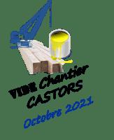 Vide chantier Castors - octobre 2021