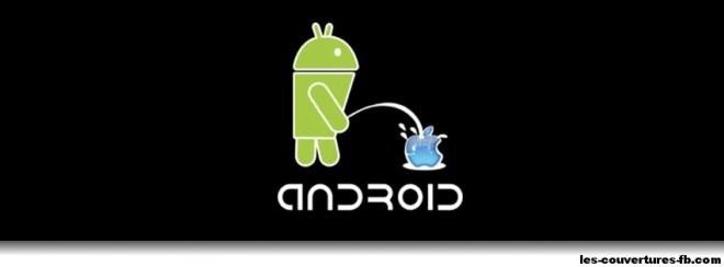 Android-photo de couverture-journal facebook