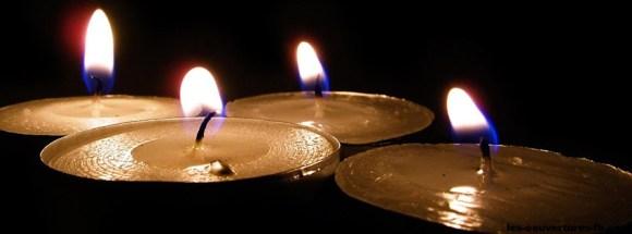saint-valentin-flammes-de-bougies-photo-de-couverture-journal-facebook