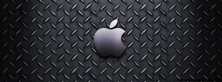 Apple industriel-Photo de couverture journal Facebook