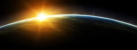 lever soleil-photo de couverture journal facebook
