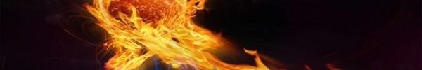 Coeur de feu -Photo de couverture journal Facebook
