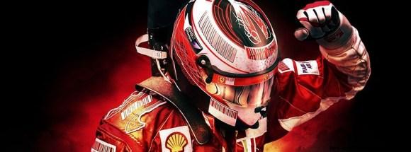 Kimi Raikkonnen en tenue Ferrari Couverture FB