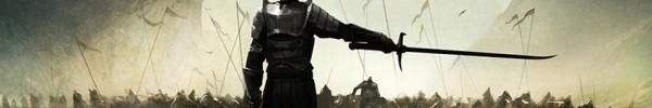 Mortal Online guerrier avec épée Couverture Facebook