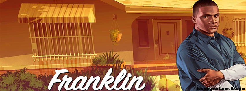 Couverture Facebook Franklin Gta 5