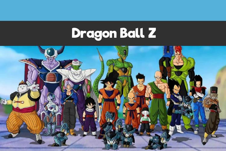 Dragon Ball Z Podcast