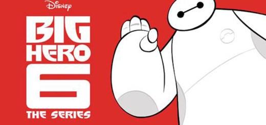 Big Hero 6 la série