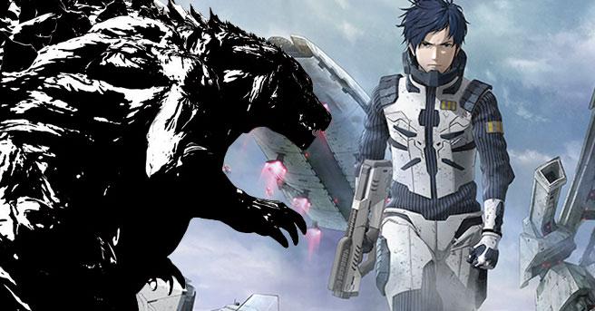 Godzilla Monster Planet - Trailer