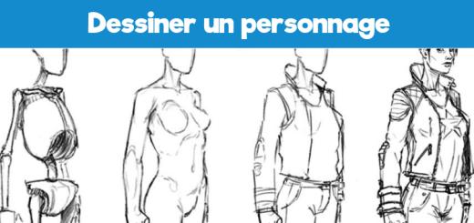 Comment dessiner un personnage -