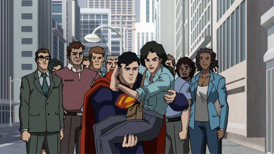 La mort de Superman