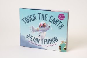 touch the earth - julian lennon