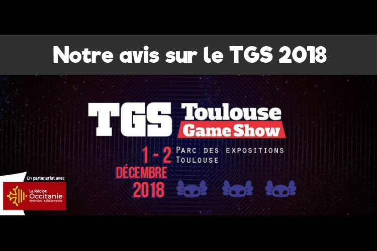 Avis Toulouse Game Show 2018_