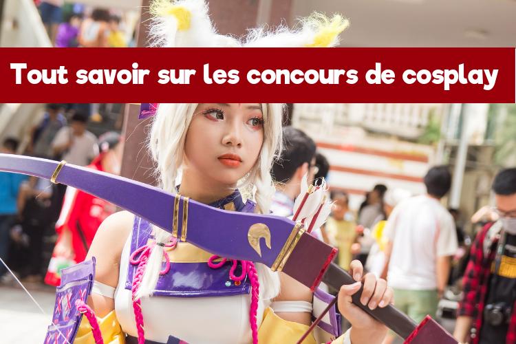 Tout savoir sur les concours de cosplay_