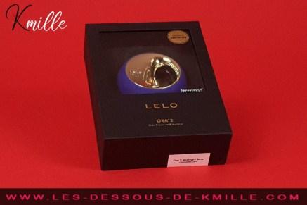 Test du simulateur de clitoris, de la marque Lelo.