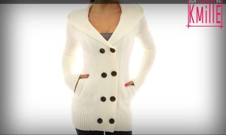 Wishlist > manteau en tricot