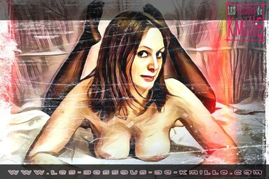Kmille – Erotic Art of Kmille by Mike J