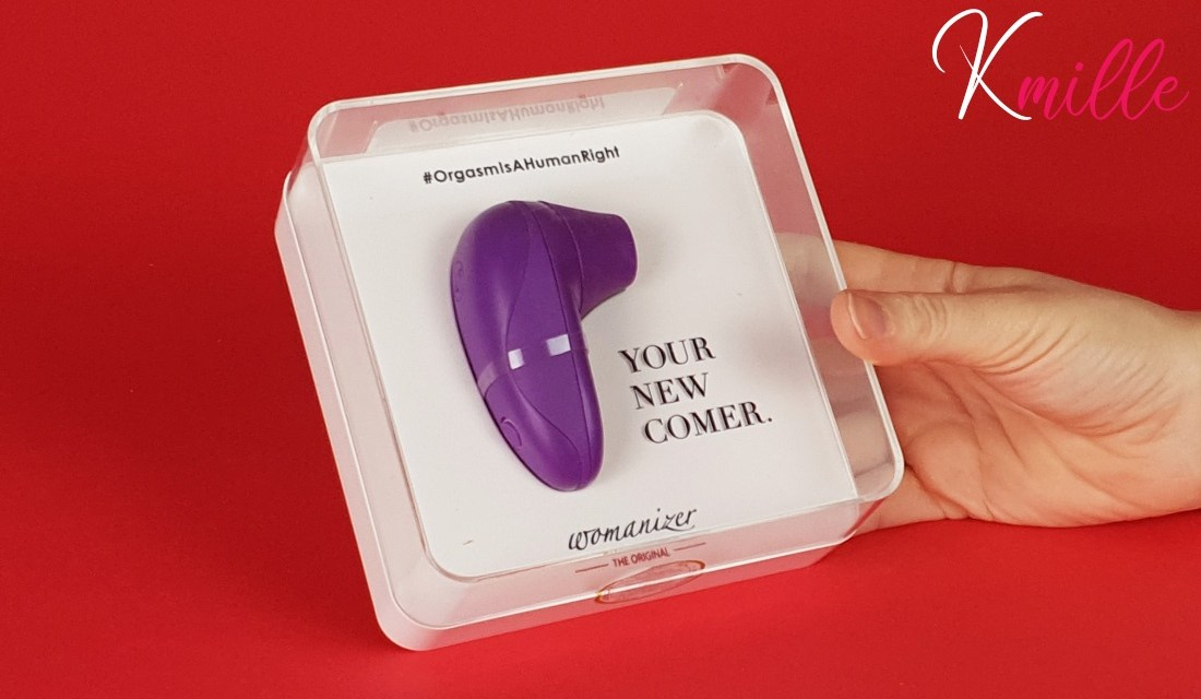 Le mini stimulateur sans contact Womanizer Starlet