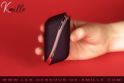 Kmille teste le Satisfyer Pro Traveler.