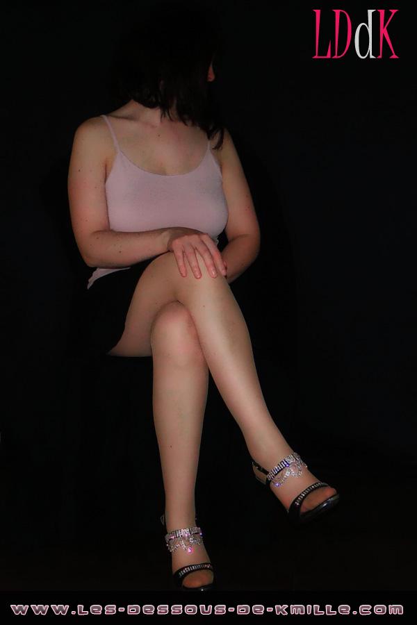 Image d'illustration - Kmille assise jambes croisées