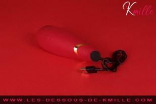 Test du smart stimulateur clitoridien de Womanizer.