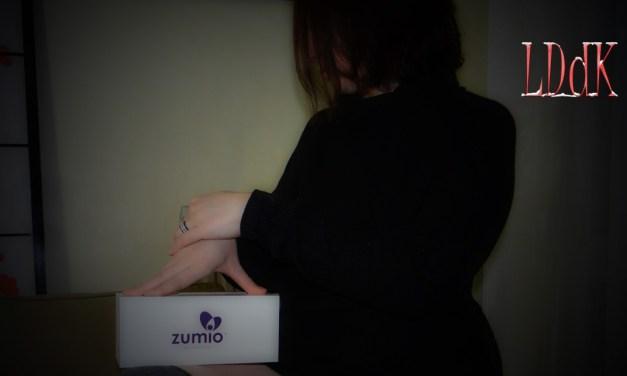 Test du stimulateur clitoridien Zumio S