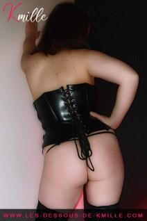 Les cadeaux de Cyllou21 - Le corset Domina