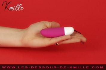Kmille teste l'oeuf vibrant connecté Smart Mini Vibe, de Magic Motion.