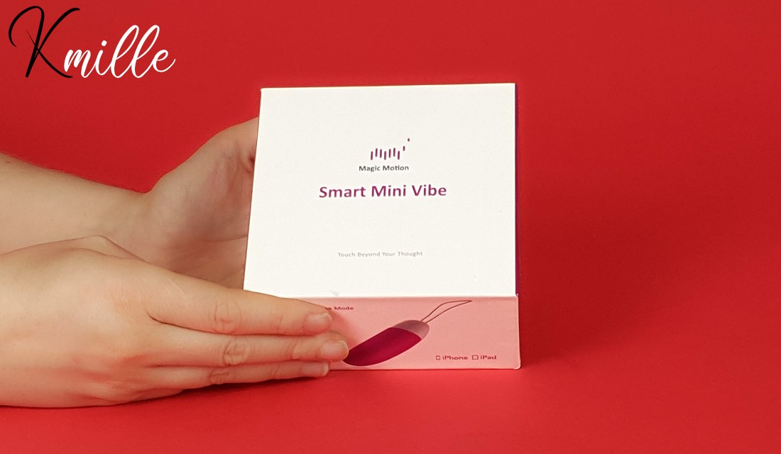 L'oeuf vibrant connecté Smart Mini Vibe, de Magic Motion